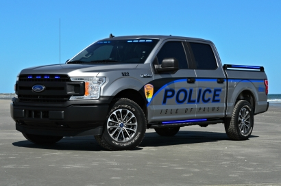 2020 Ford F-150 First Responder – New Decals