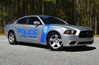 """2012 Dodge Charger - New Decals """"K-9 Unit"""""""