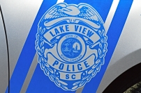 Lake View Police Department's Shield