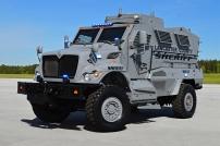 Lancaster County Sheriff's Office MRAP MaxxPro