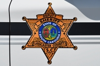 Lancaster County Sheriff's Office Shield