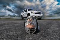 Clio Police Department's Shield