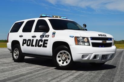 2014 Chevrolet Tahoe - New Decals