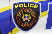 Georgetown Police Department's Shield