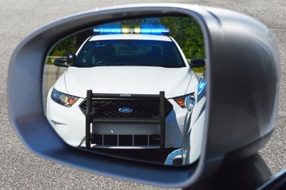 Georgetown Police Department Traffic Stop