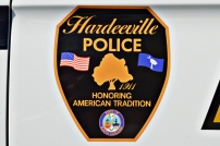 Hardeeville Police Department's Shield