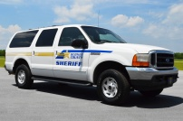 2000 Ford Excursion - Old Decals