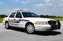 2011 Ford CVPI - New Decals
