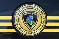 Oconee County Sheriff's Office Patch - New Decals