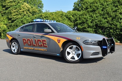 2020 Dodge Charger - New Decals