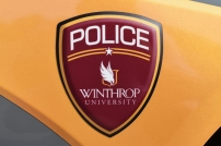 Winthrop University Police Department's Patch
