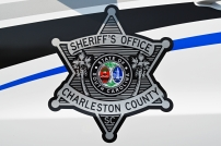 Charleston County Sheriff's Office Shield - New Decals