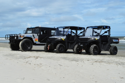 Isle of Palms Police Department Beach Rescue Units