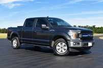2018 Ford F-150 - Unmarked Unit