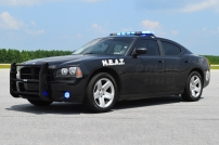 """2010 Dodge Charger - H.E.A.T. Unit """"Ghost Graphics"""""""