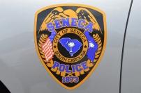 Seneca Police Department's Shield