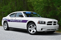 2009 Dodge Charger - Old Decals