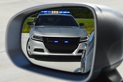 Walhalla Police Department Traffic Stop