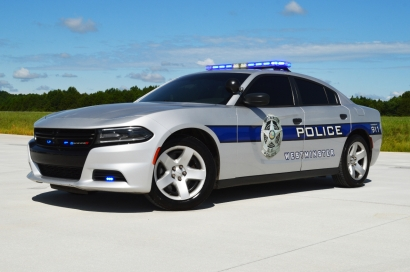 2016 Dodge Charger - New Decals