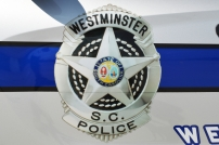 Westminster Police Department's Shield