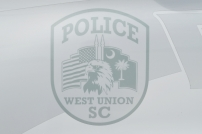West Union Police Department's Shield